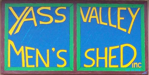 Yass Valley Mens Shed